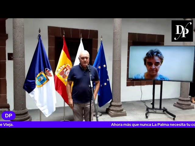 Declaraciones del director técnico del Pevolca Miguel Ángel Morcuende 12/10/2021