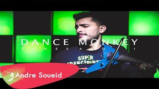 DANCE MONKEY - Tones and I - [Violin Cover Andre Soueid]