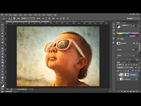 How To Create Photo Overlays And Patterns For Layer Styles In Photoshop