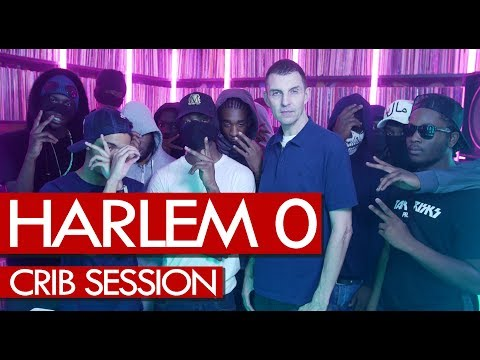 Loski, Harlem O freestyle - Westwood Crib Session