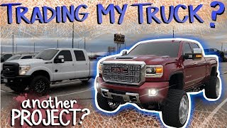 ANOTHER ONE! | Trading the Ford 6.7 Powerstroke for a Gmc L5P Duramax?