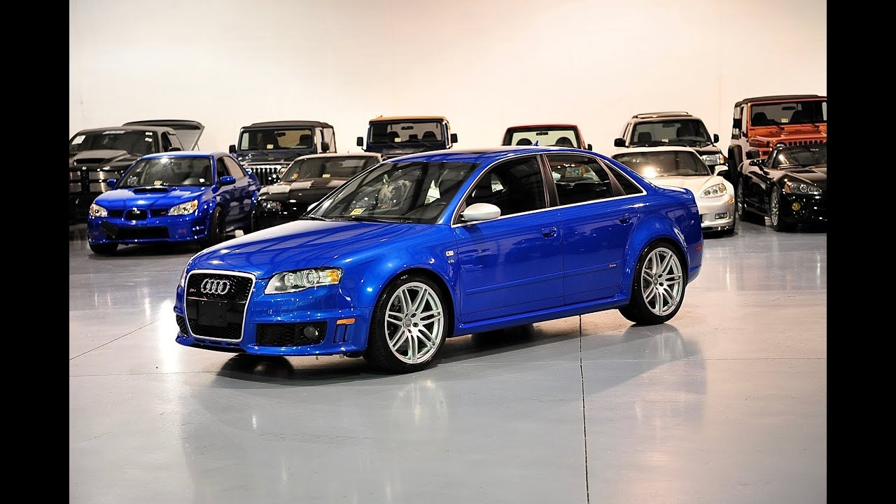 davis autosports audi rs4 for sale youtube. Black Bedroom Furniture Sets. Home Design Ideas