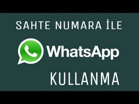 whatsapp numara izleme