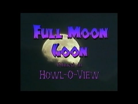Bone Chillers, S1E13  Full Moon Goon