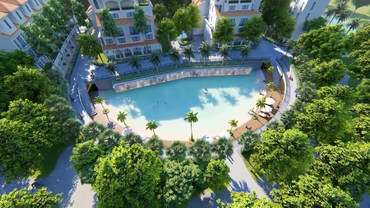 Sunshinegroup Wondervillas với Bể Bơi Phong Cách Khác Biệt