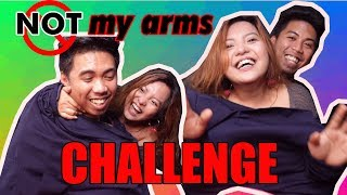 NOT MY ARMS CHALLENGE with CONG TV