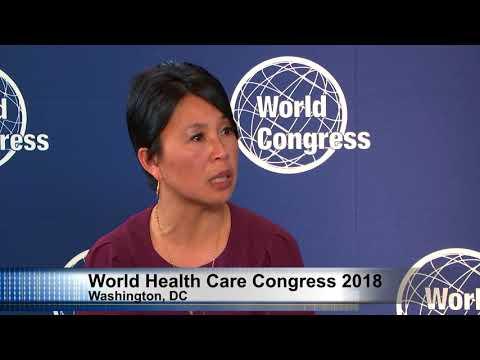 WHCC18 Interview Zone with Shomari Scott, Health City Cayman Islands