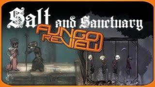 2D Dark Souls // Salt & Sanctuary Review