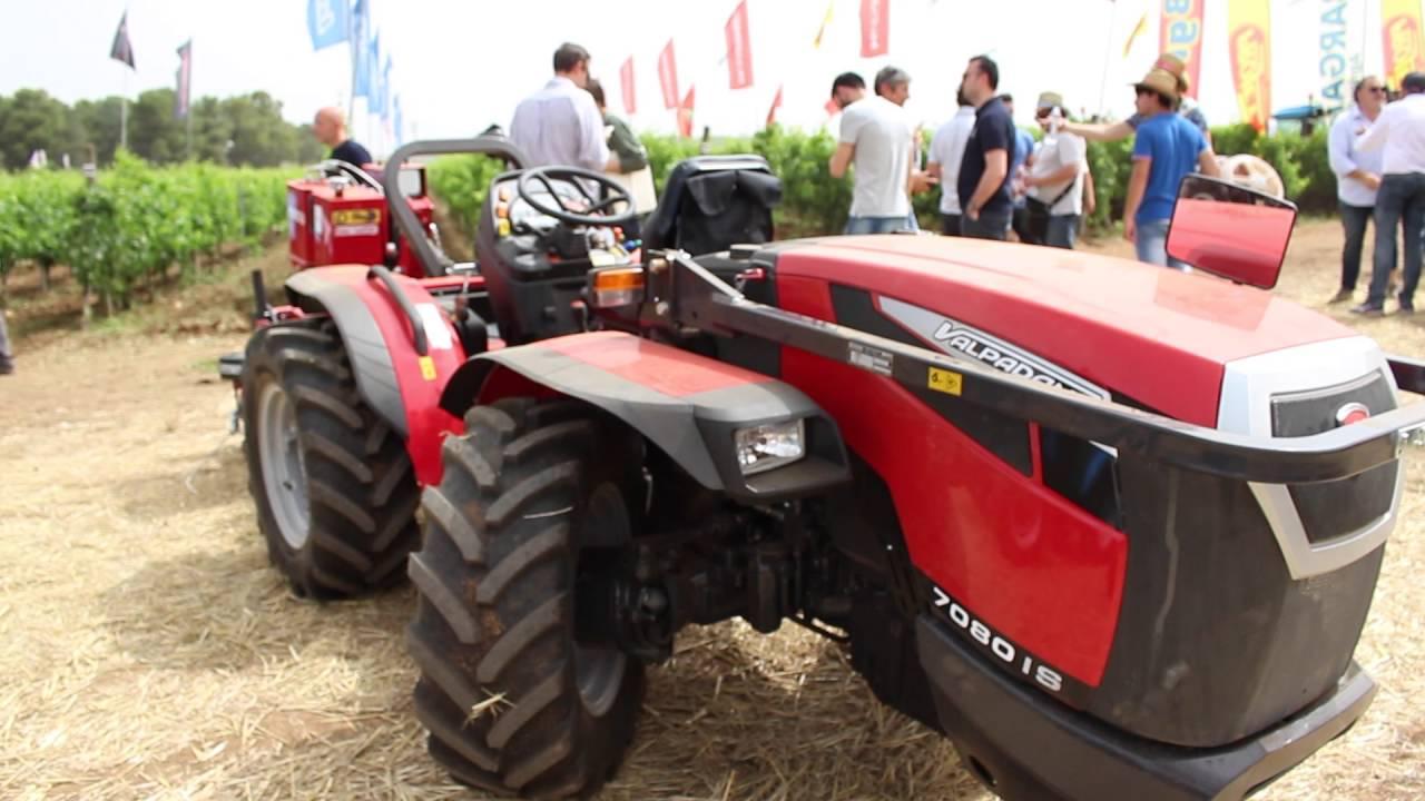 Valpadana trattori 7080 is a enovitis in campo youtube for Trattori usati antonio carraro 7500