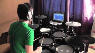 Masseeh Radfar - The Browning: Standing on the Edge - Drum Cover