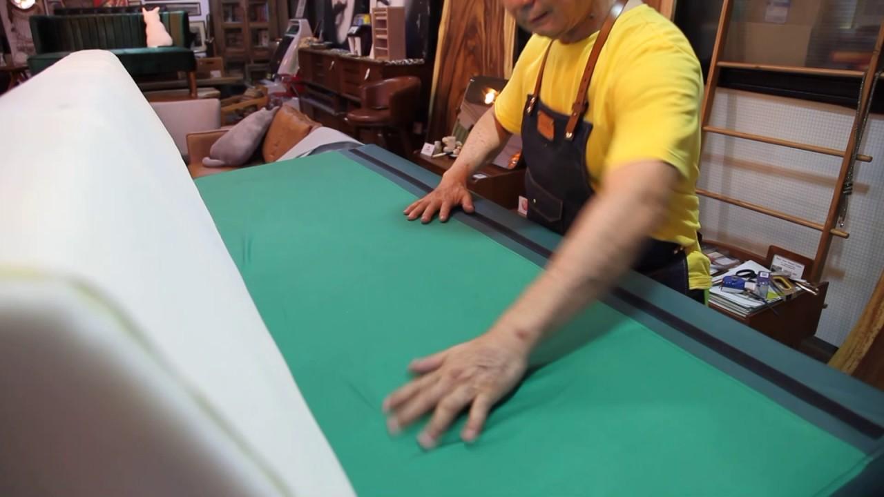 一張屬於香港人香港製造嘅沙發 - YouTube