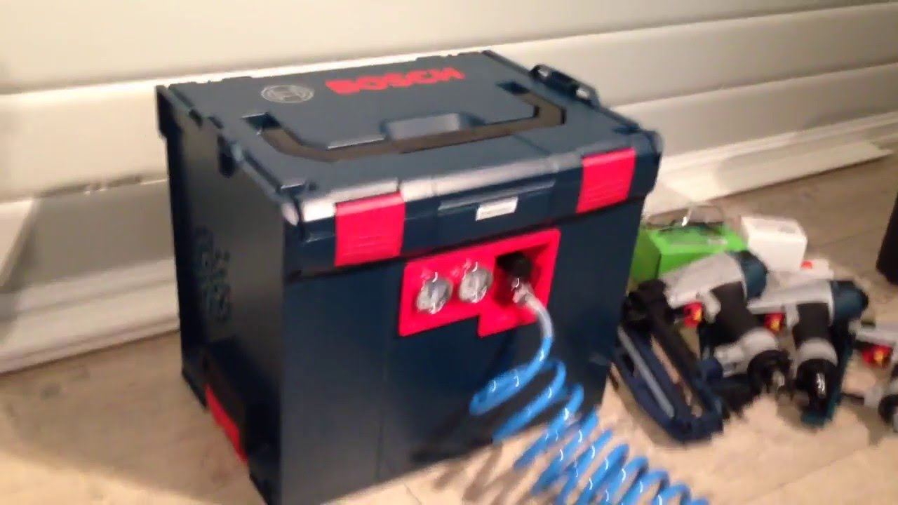 Mini Schrank L-boxx Compressor - Youtube