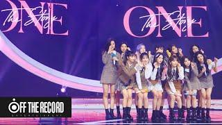 IZ*ONE (아이즈원) '평행우주' Special Video