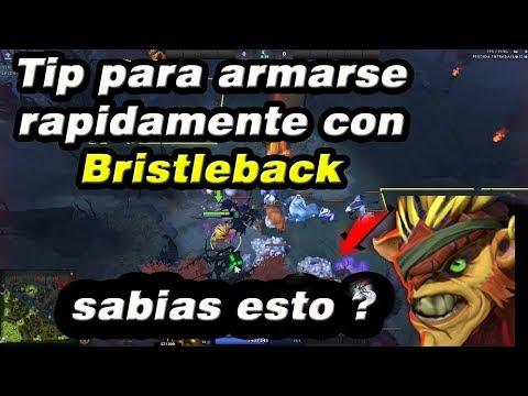 Tip para armarse rapidamente con Bristleback