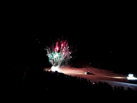 Mátraszentistván tűzijáték ratrak