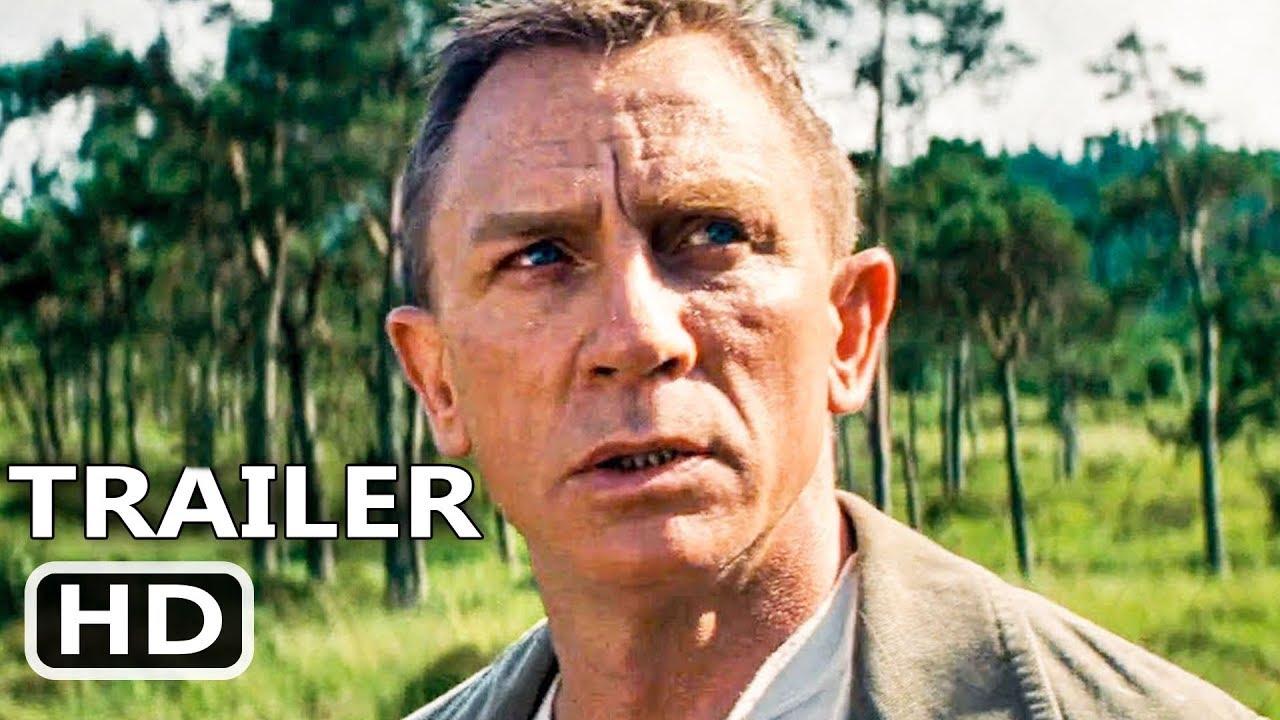 James Bond Sem Tempo Parra Morrer Trailer Brasileiro Legendado