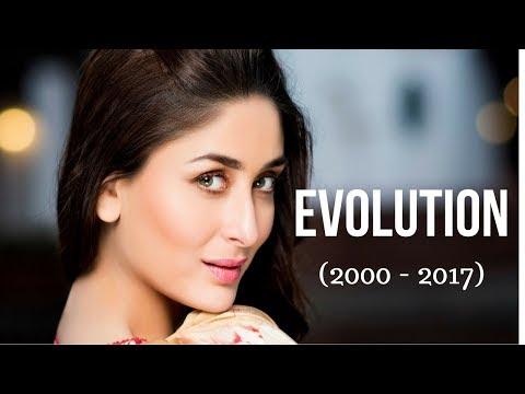 Kareena Kapoor Evolution (2000 - 2017)