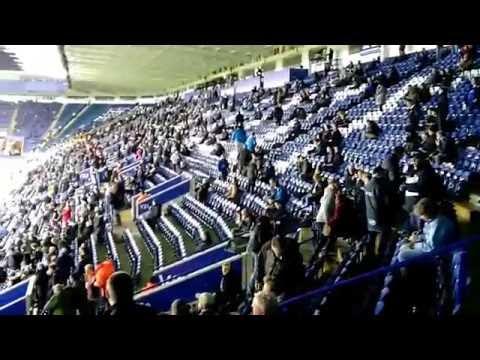 Leicester vs Copenhagen Pre-match footage Champions League