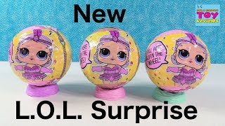 LOL Surprise Doll Confetti Pop Series 3 Wave 2 Toy Review   PSToyReviews