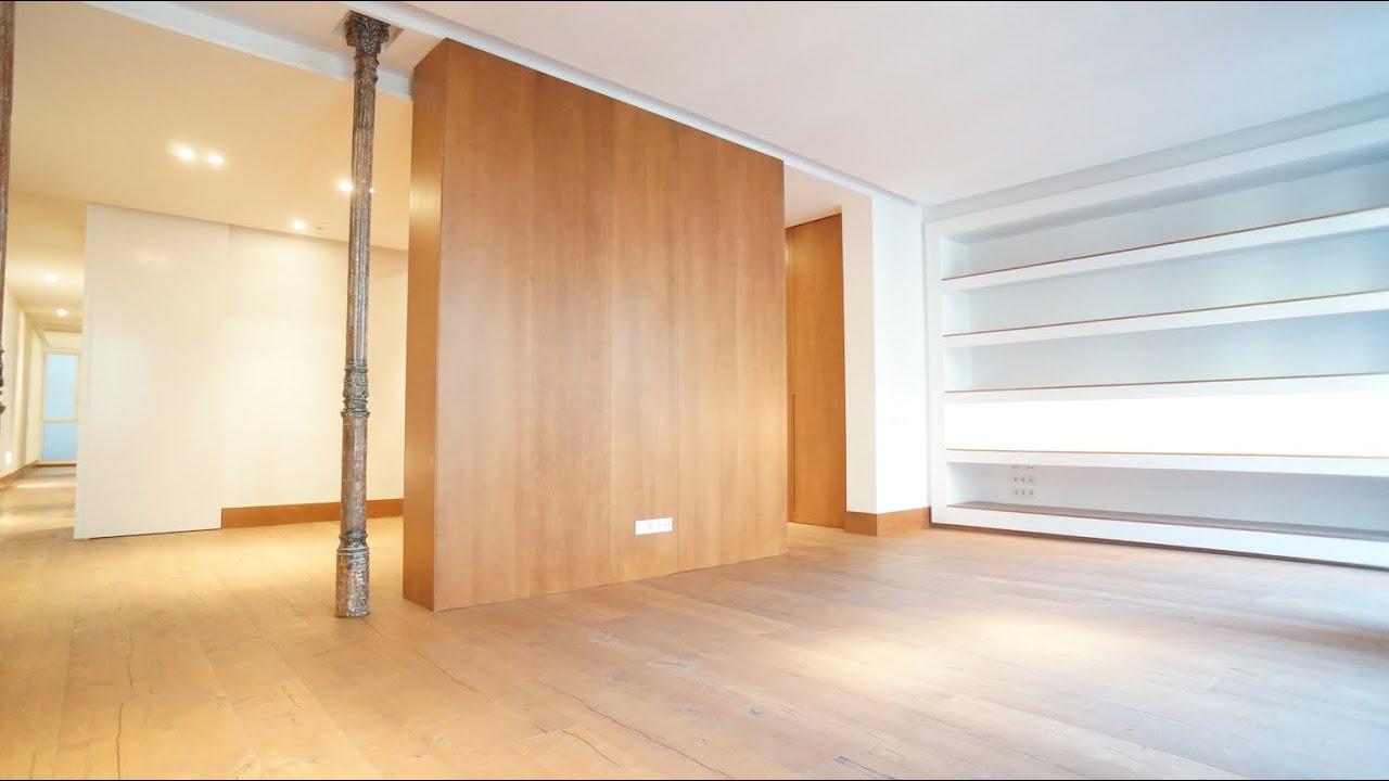 M 41 00122 venta de piso en madrid barrio salamanca gran lujo a estrenar junto retiro - Pisos a estrenar en madrid ...