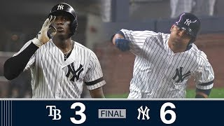 Yankees Game Highlights: June 18, 2019