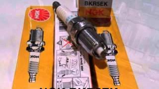 видео Замена свечей зажигания на Шевроле Лачетти (Chevrolet Lacetti)