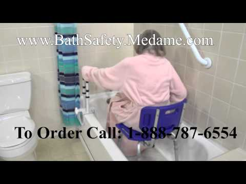 Shower Stool and Bath Bench for Elderly & Handicapped Bath