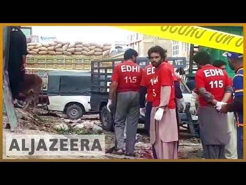 🇵🇰 Pakistan: Deadly explosion rips through Quetta market   Al Jazeera English