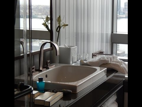 "Trump Hotel ""TRUMP SOHO"" NEW YORK CITY 1st official Walkthrough of a Premier 1 Bedroom Suite!!!!"