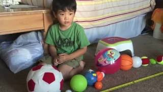 4-Year Old Lectures on Solar System, Planets, and Dwarf Planets