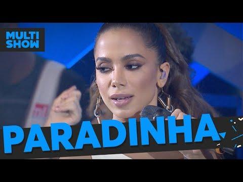 Paradinha  Anitta  Música Boa Ao Vivo  Música Multishow
