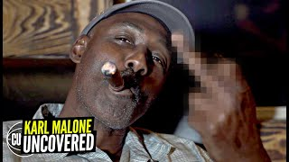 NBA Legend & Michael Jordan's Rival, Karl Malone, Opens Up In Retirement!