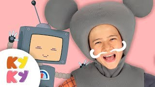 Песенка мультфильм УМЫВАЙСЯ - Кукутики - Учим детей мыть руки