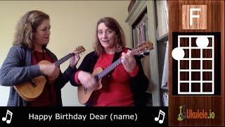 beginner ukulele songs how to play happy birthday on ukulele 21 songs in 6 days