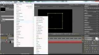 Adobe After Effect CS4 - How to Create Box Intro - Part 1