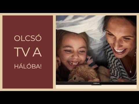 Olcsó TV a hálóba! | Thomson 32HC3206 teszt