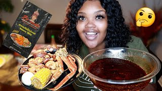 Trying Blove's Seafood Seasoning Mix | Weekly Vlog