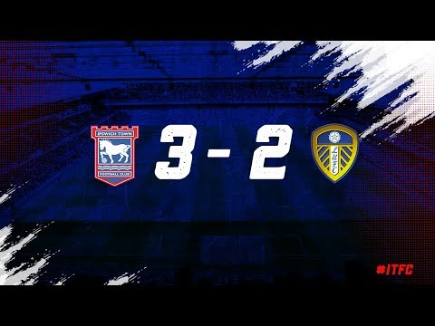 HIGHLIGHTS | Town 3 Leeds United 2
