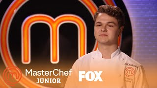 Where Are They Now? - Alexander (Season 1 Winner) | MASTERCHEF JUNIOR