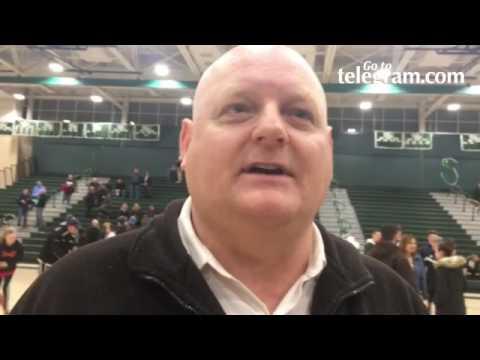 Wachusett coach Jim Oxford talks about what senior Hannah Everidge has meant to the program
