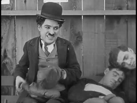 The Champion - Charlie Chaplin - B/w-Version (Laurel & Hardy)