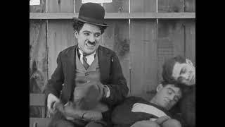 The Champion - Charlie Chaplin - B/w-Version (Laurel & Hardy)