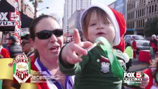 Take 5 to Care: Las Vegas Great Santa Run 2016