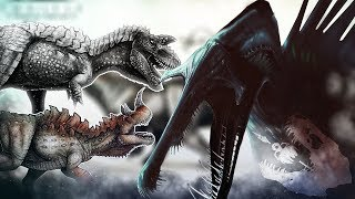 It Got Out! - The Isle - Neuro Spino Teaser, Hypo Cerato & Hypo Camara Concepts! - Gameplay