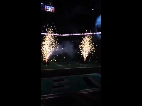 "AZ Rattlers ""Deflate gate""  2016 Home opening Game Intro"