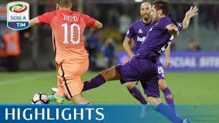 Fiorentina-roma 1-0marcatori: st 37' badeljfiorentina (3-4-3): tatarusanu; tomovic, rodríguez, astori; tello (19' bernardeschi), badelj, sánchez, milic; i...