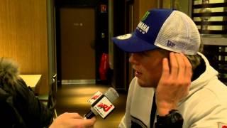 NRJ Sport News - 4 questions pour Adrien Van Beveren - Enduropale 2015