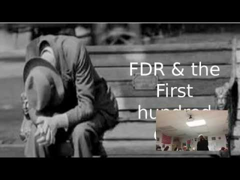FDR-The First Hundred Days