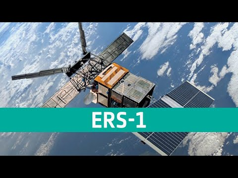 ERS-1 first image: solving the mystery