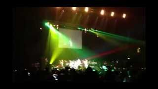 BERES HAMMOND FT TARRUS RILEY - GROOVY LITTLE THING - LONDRA WEMBLEY ARENA - 14 OTTOBRE 2012